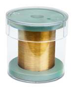 tungsten gold plated wire